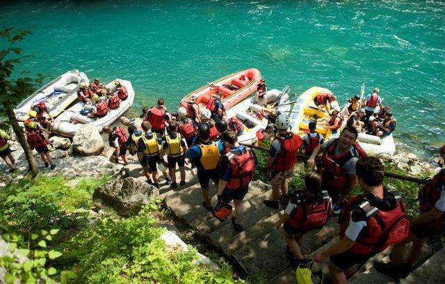 Excursion Tara River Rafting
