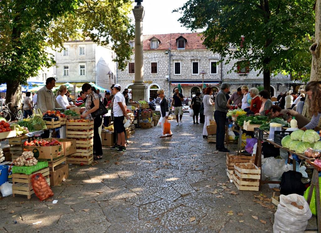 Green market Trebinje