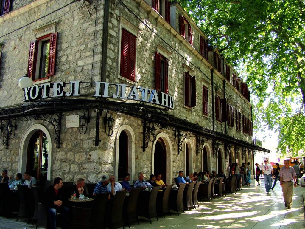 Hotel and Caffe Platani Trebinje
