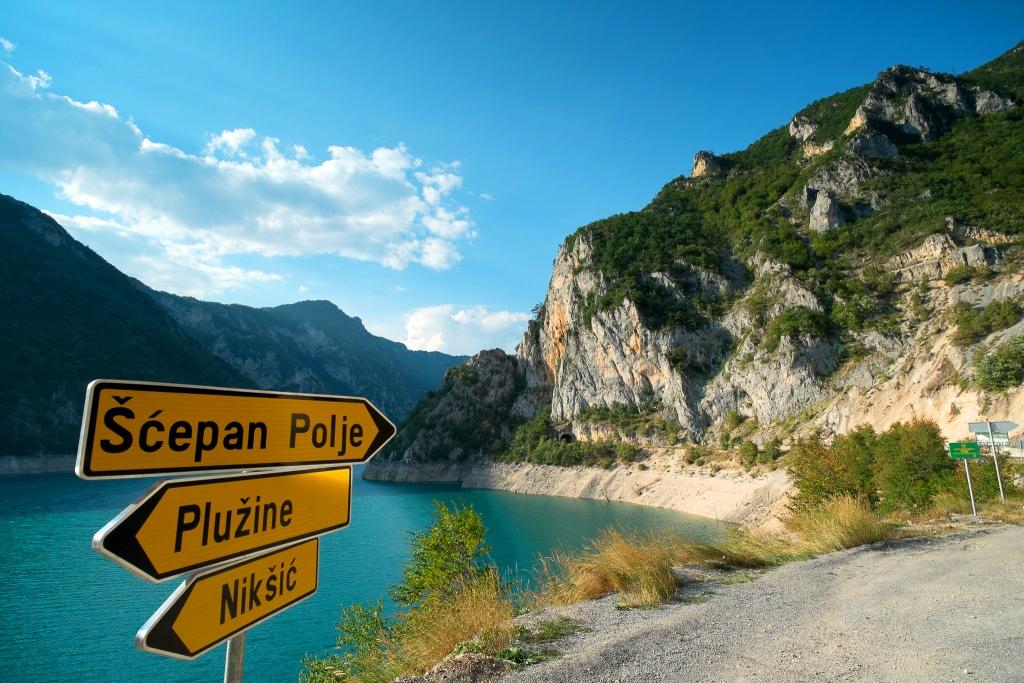 Rafting - Road to Scepan Polje