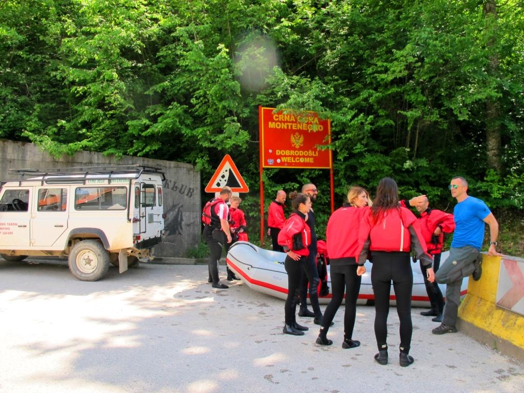 Tara Rafting - Brstanovica