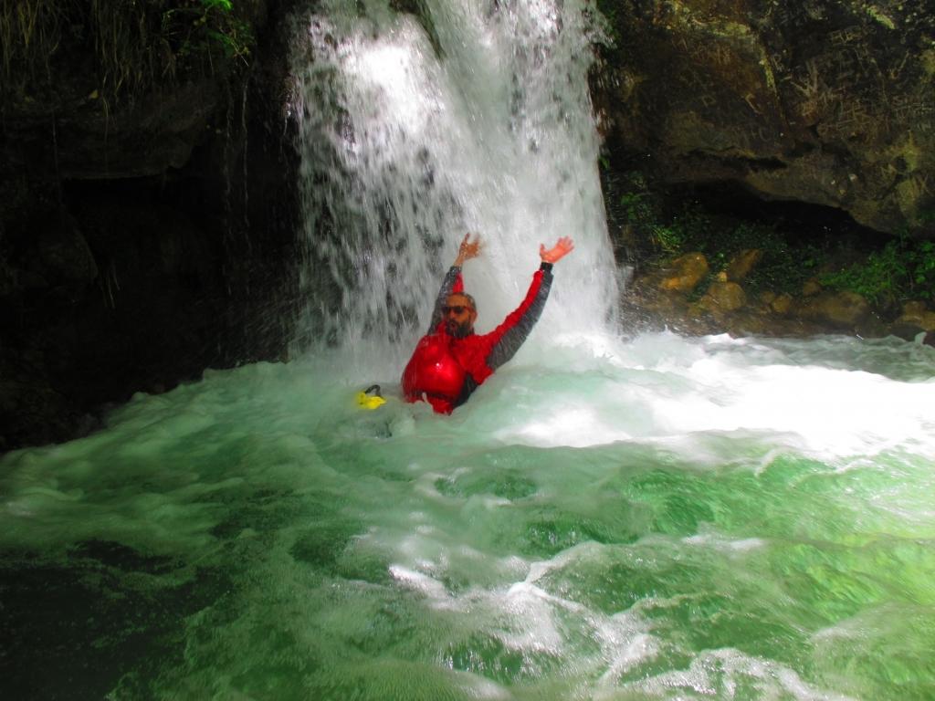 Tara Rafting - Swim in the Waterfalls