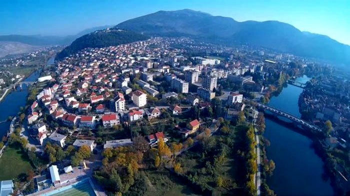 Trebinje Aerial View