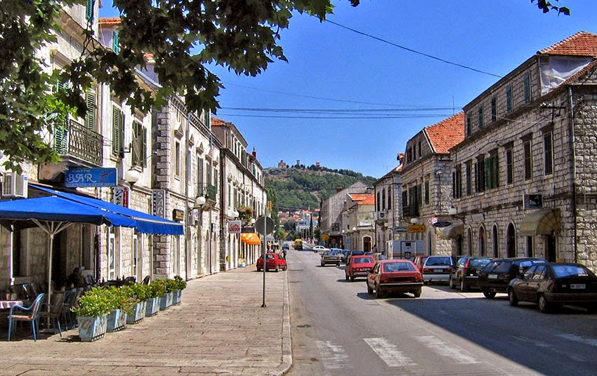 Trebinje City center