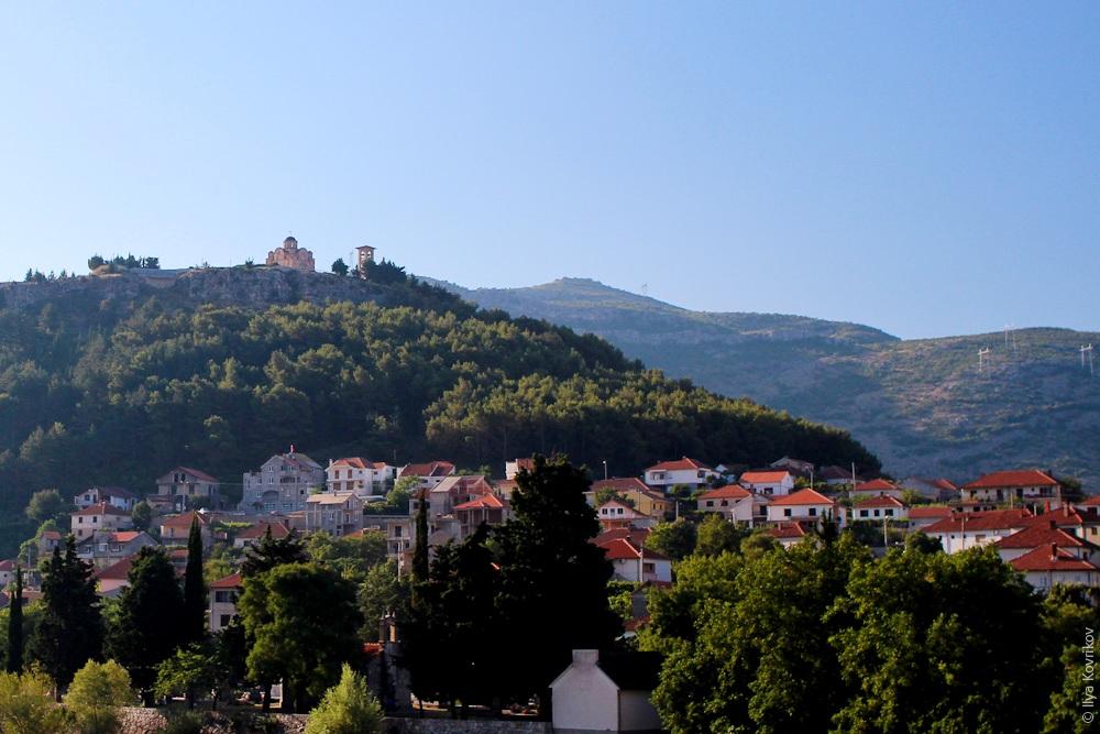 Trebinje - Crkvina Hill