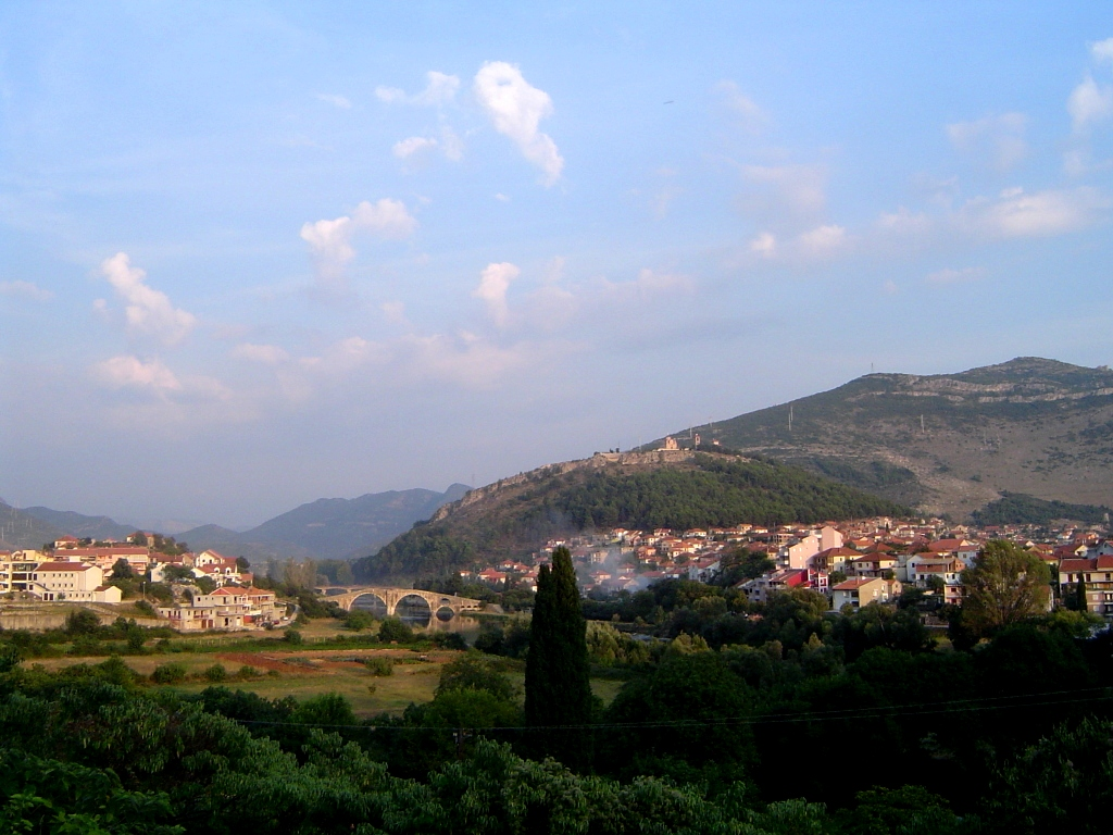 Trebisnjica River Valley - Trebinje