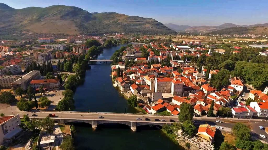 Trebinje river banks