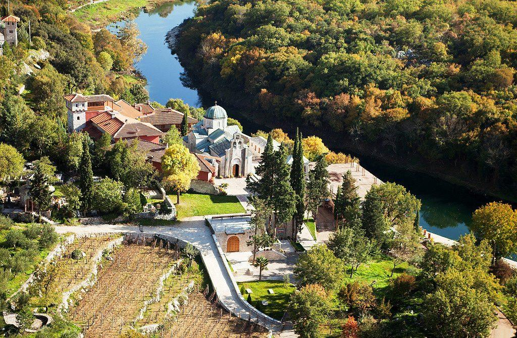 Tvrdos Monastery - Trebinje