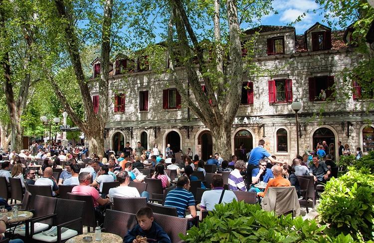 Trebinje - Hotel Platani