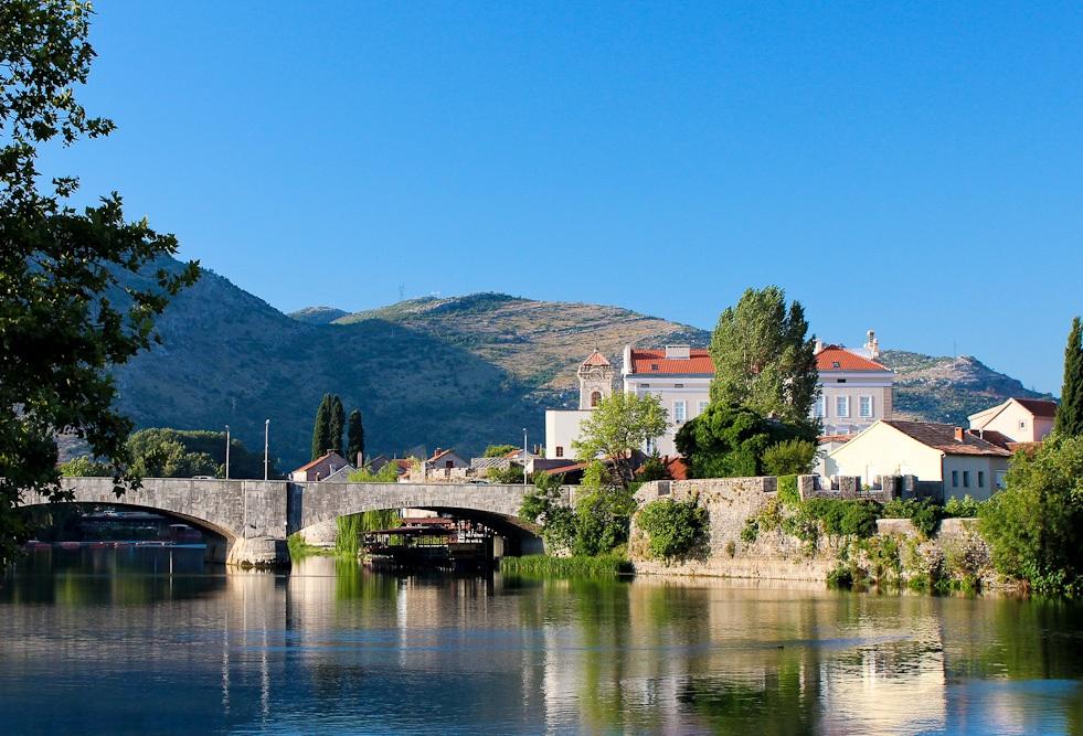 Trebisnjica River - Trebinje