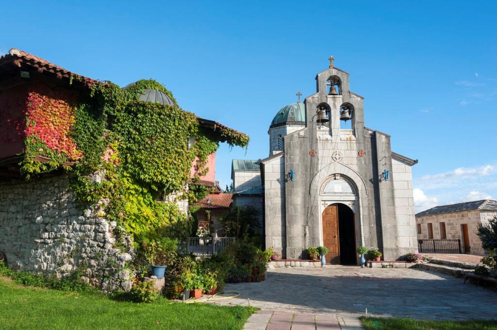 Monastery Tvrdos