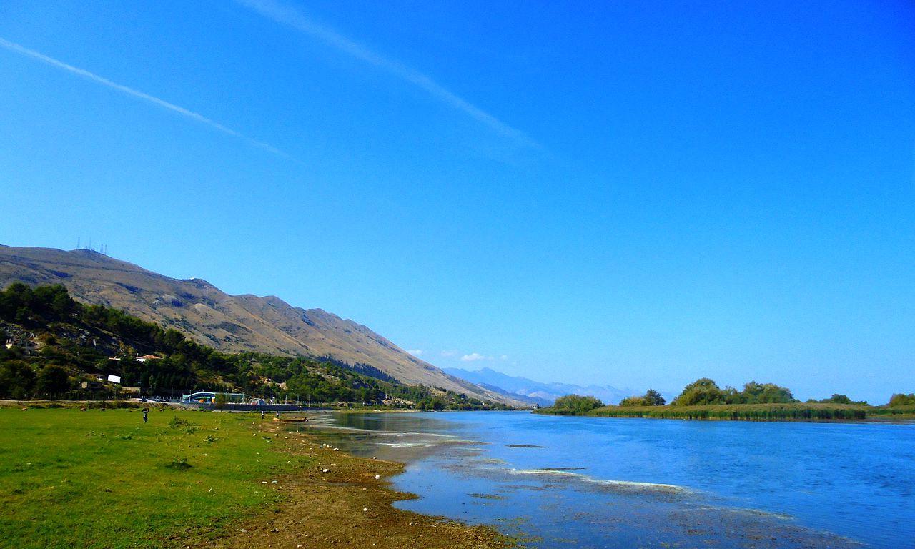 Albania-Skadar Lake