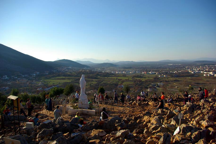 Apparition Hill Medjugorje
