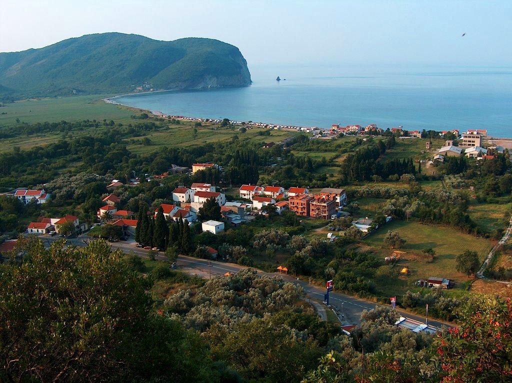 Buljarica Bay - Montenegro