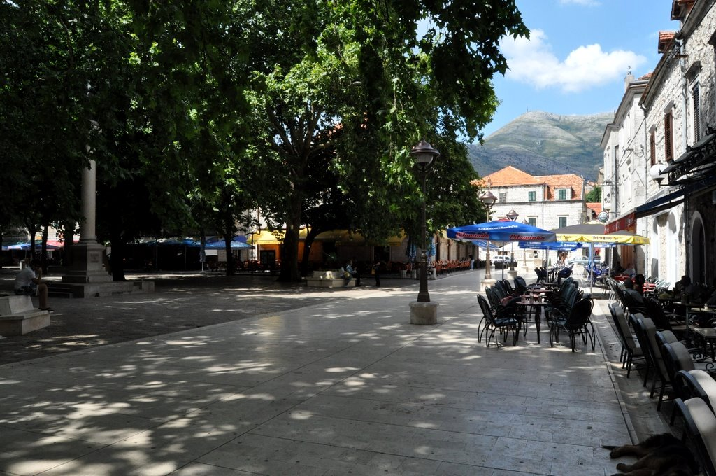 City Center of Trebinje