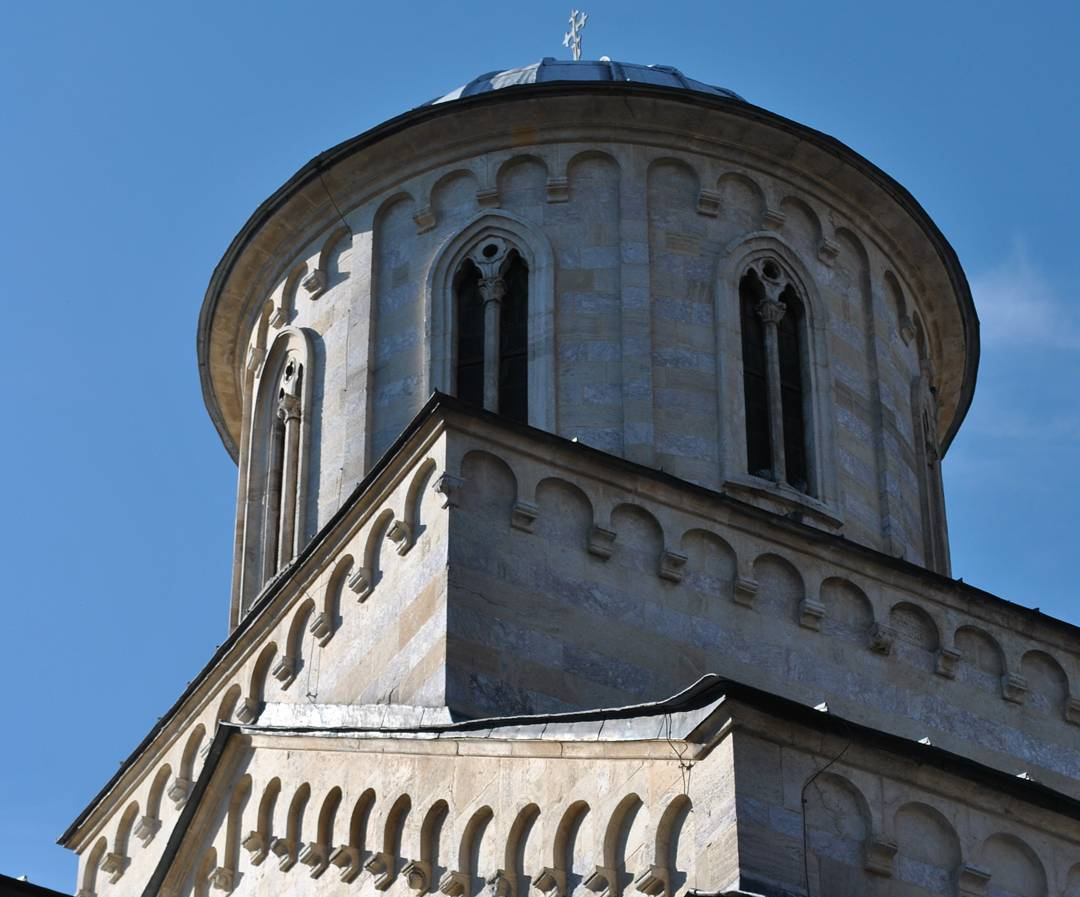 Dome of the Monastery of Decani