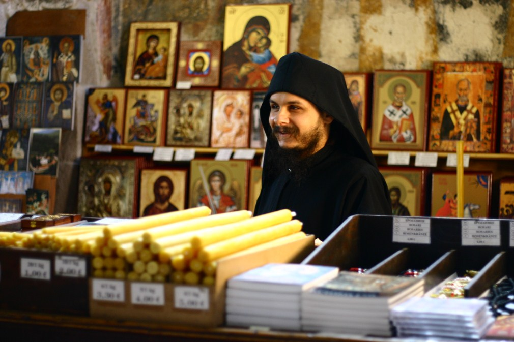 Gift Shop - Decani Monastery