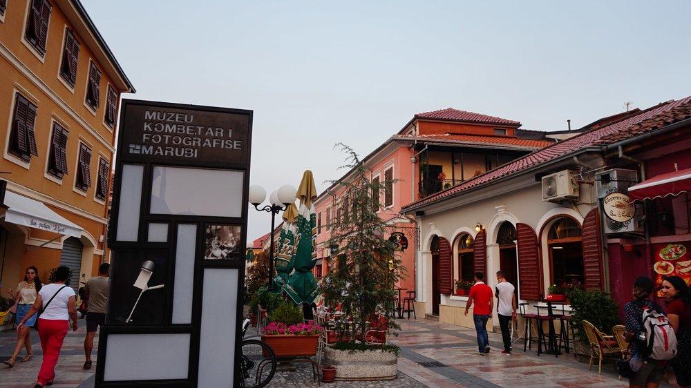 Marubi Museum Skadar