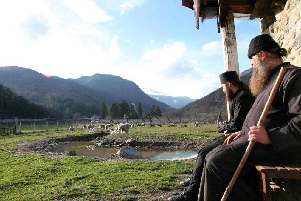 Monastery estate - Decani Monastery