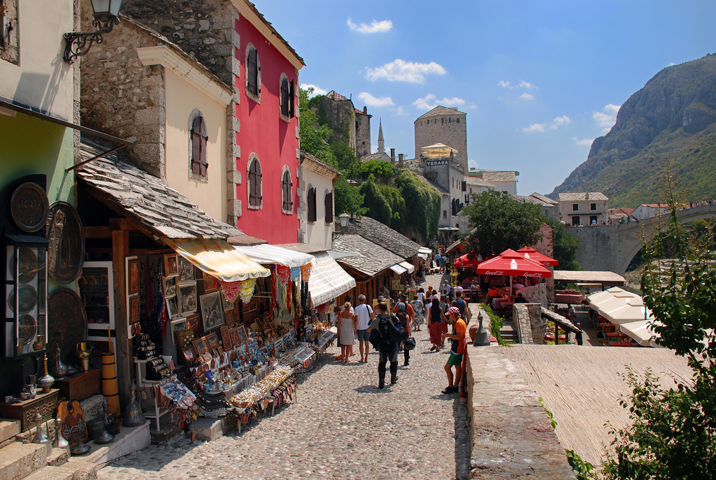 Mostar Old Town - Bosnia and Herzegovina