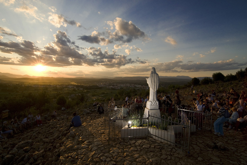 Our Lady from Medjugorje