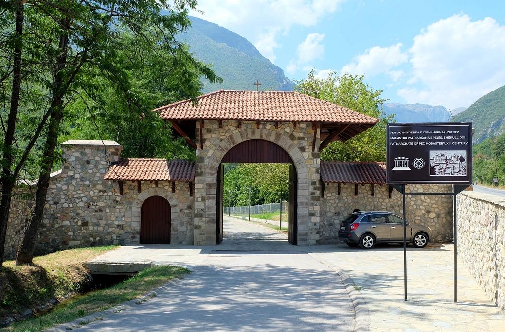 Patriarchate of Pec Monastery