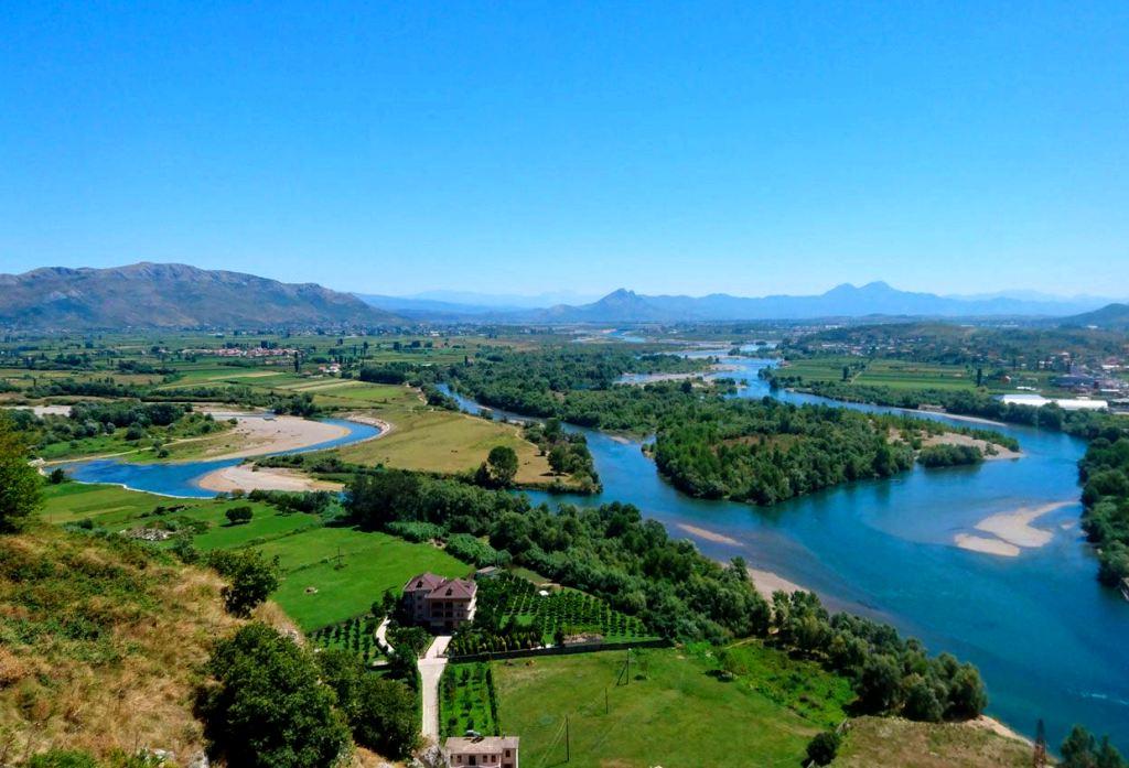 Skadar - Rozafa Castle View