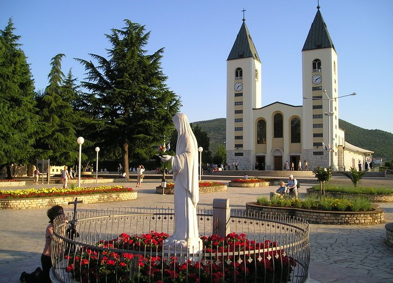 St. James Church Medjugorje