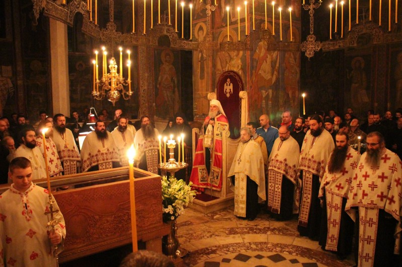 The Feast of St. King Stefan of Decani