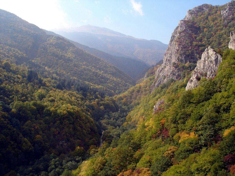Bistrica River - Decani Monastery