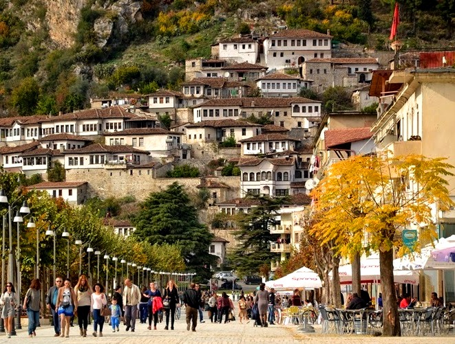 Adriatic Tour - Berat