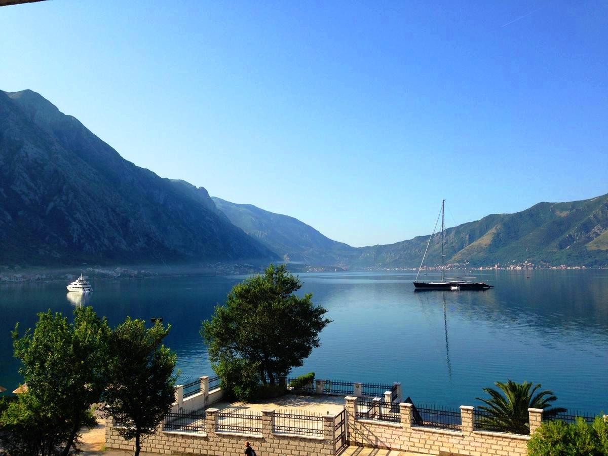 Adriatic Tour - Kotor Bay