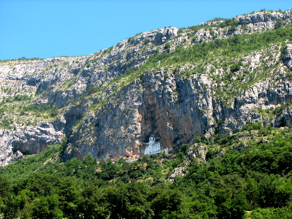 Adriatic Tour - Ostrog Monastery
