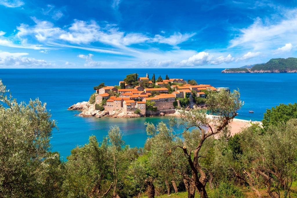 Adriatic Tour - Sveti Stefan
