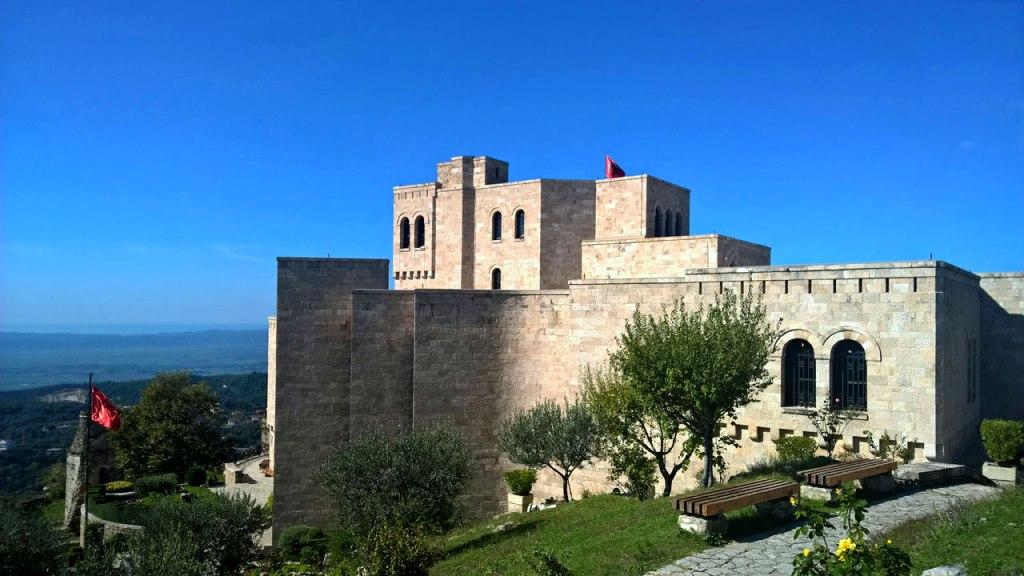 Albania - Kruja Castle