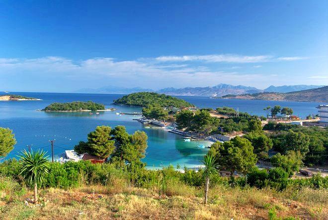 Albanian Riviera Ksamil