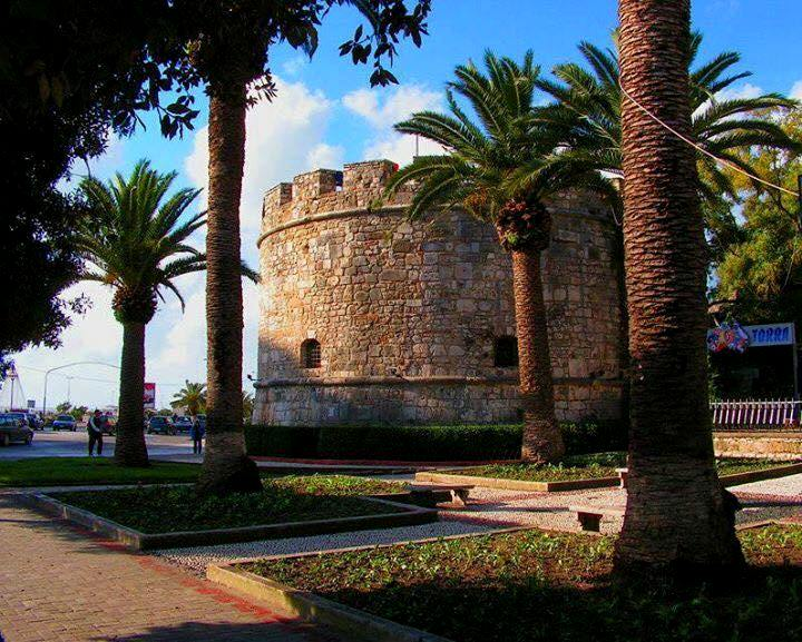 Ancient walls Durres - Albania