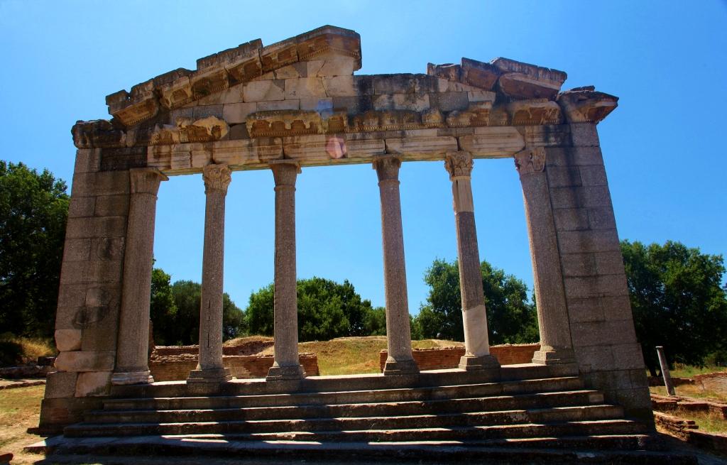 Apollonia Albania