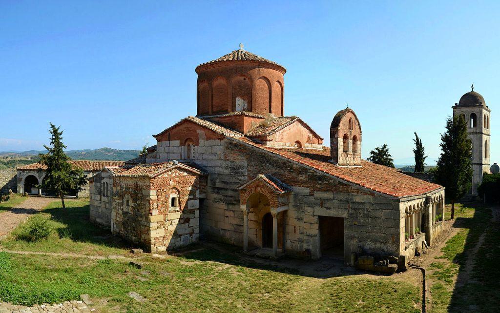Apollonia Monastery, Fier, Albania