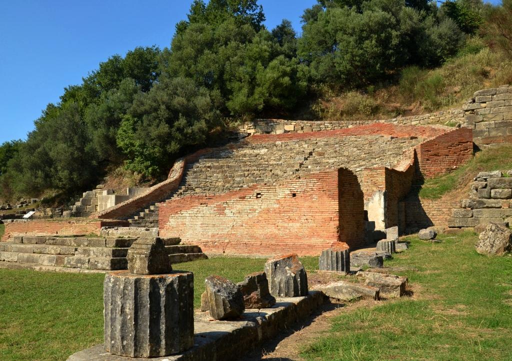 Apollonia archaeological site - Albania