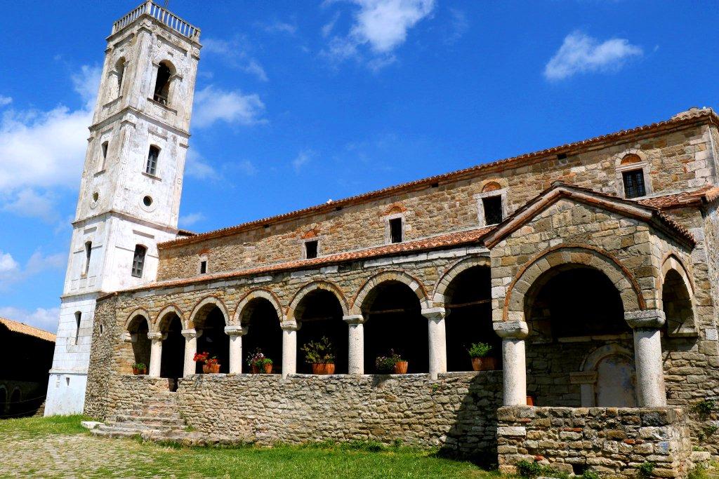 Ardenica Monastery - Albania