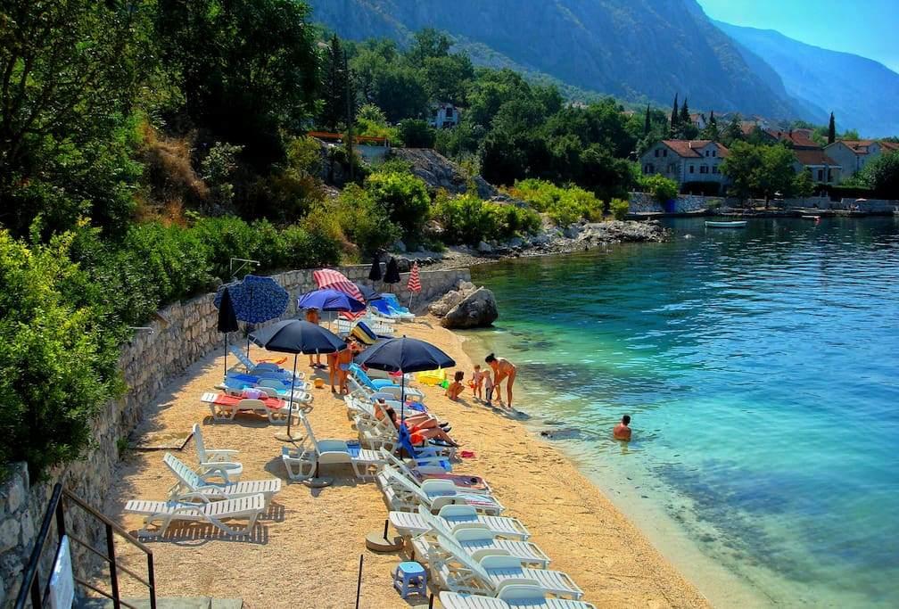 Bay of Kotor - Travel information