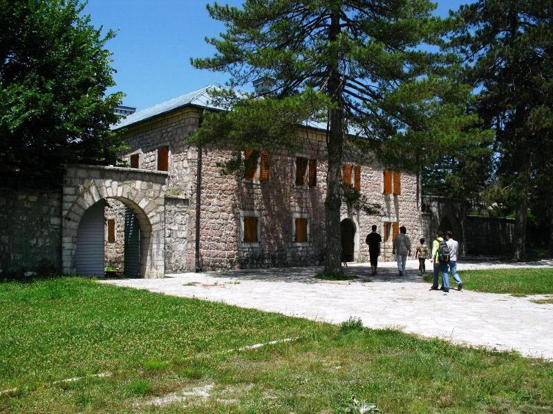 Billiard Palace In Cetinje