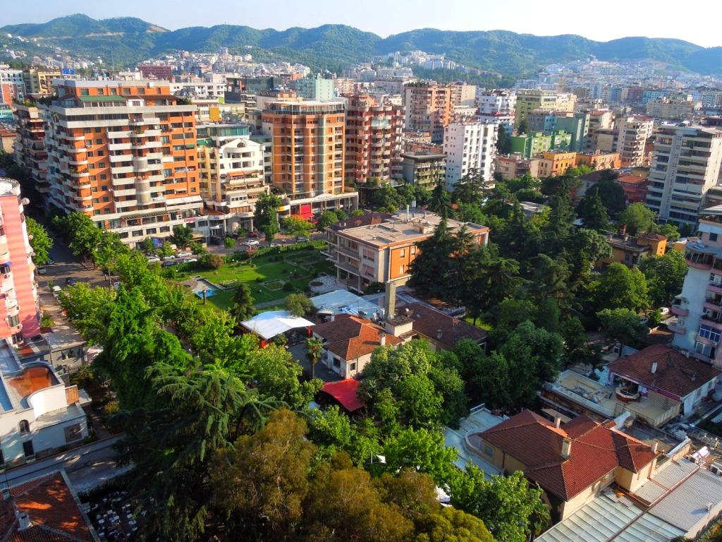Blloku Tirana - Albania