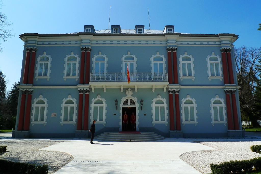 Blue Palace Cetinje - Montenegro