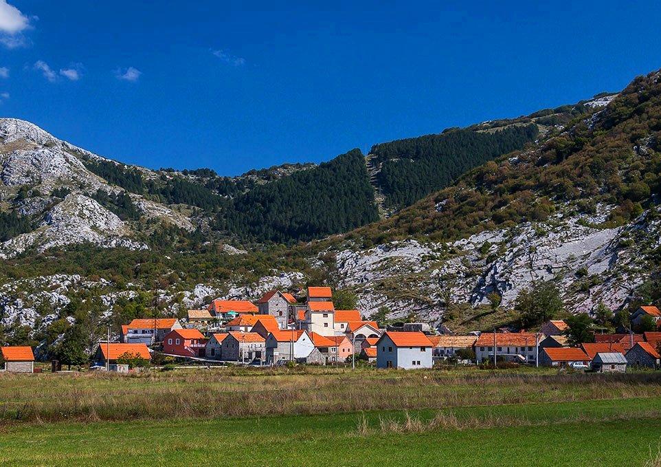 Charming Njegusi Village - Montenegro