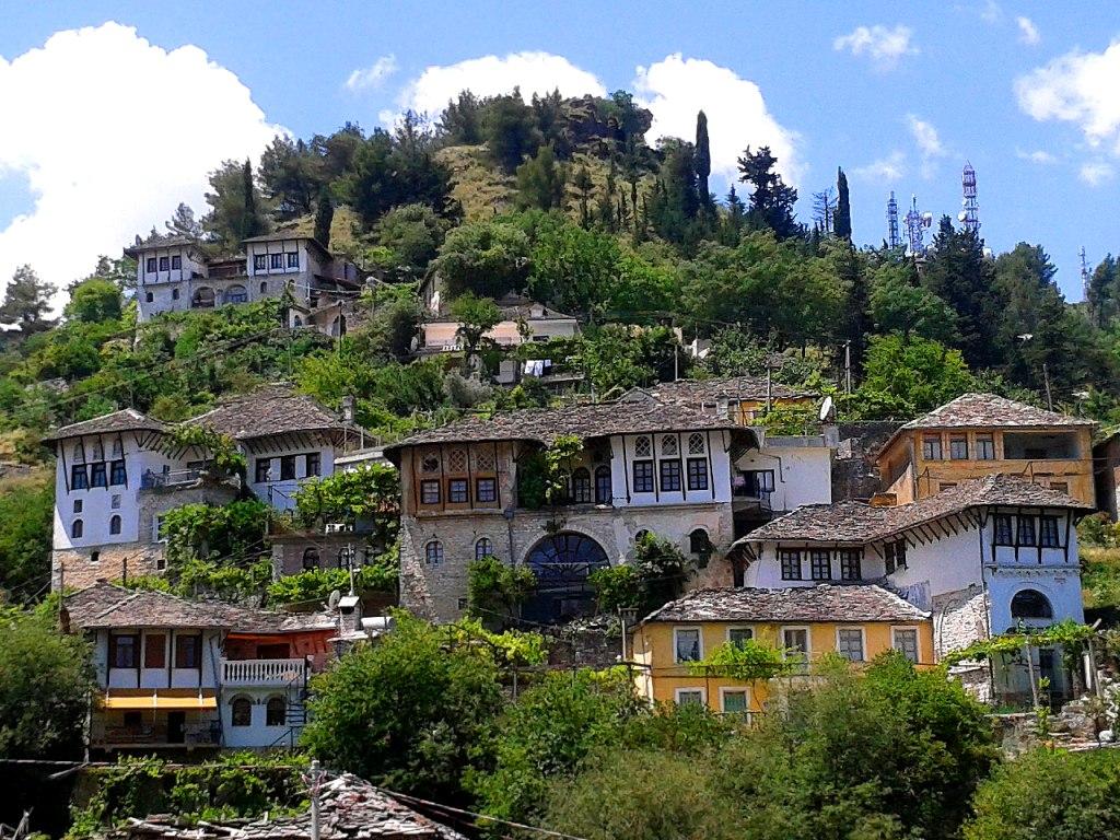 City of a thousand steps Gjirokastra - Albania