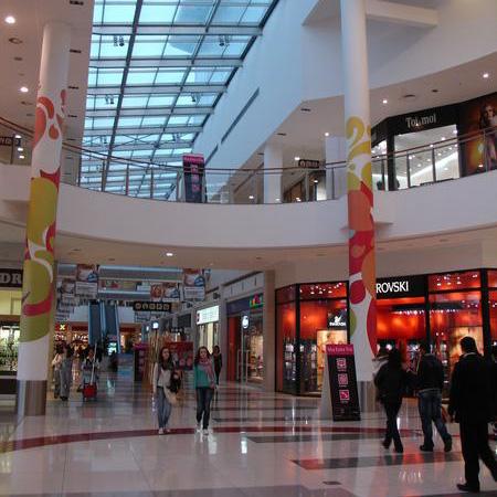 Shopping Mall Delta City Podgorica
