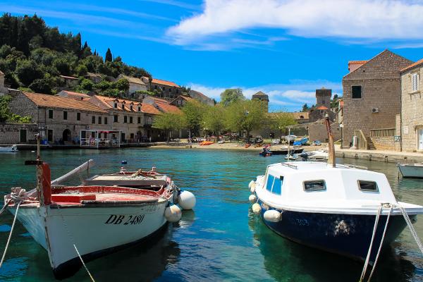Elafiti Islands Dubrovnik - Sipan Island