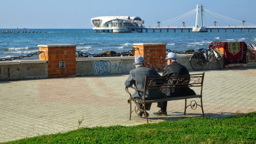 Entrance of the Adriatic Sea - Durres